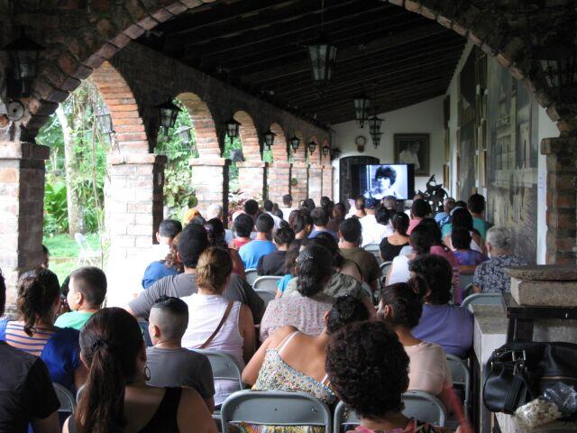 Público asistente a la pasada edición del festival de cine. Foto FACTUM/Cortesía FICS