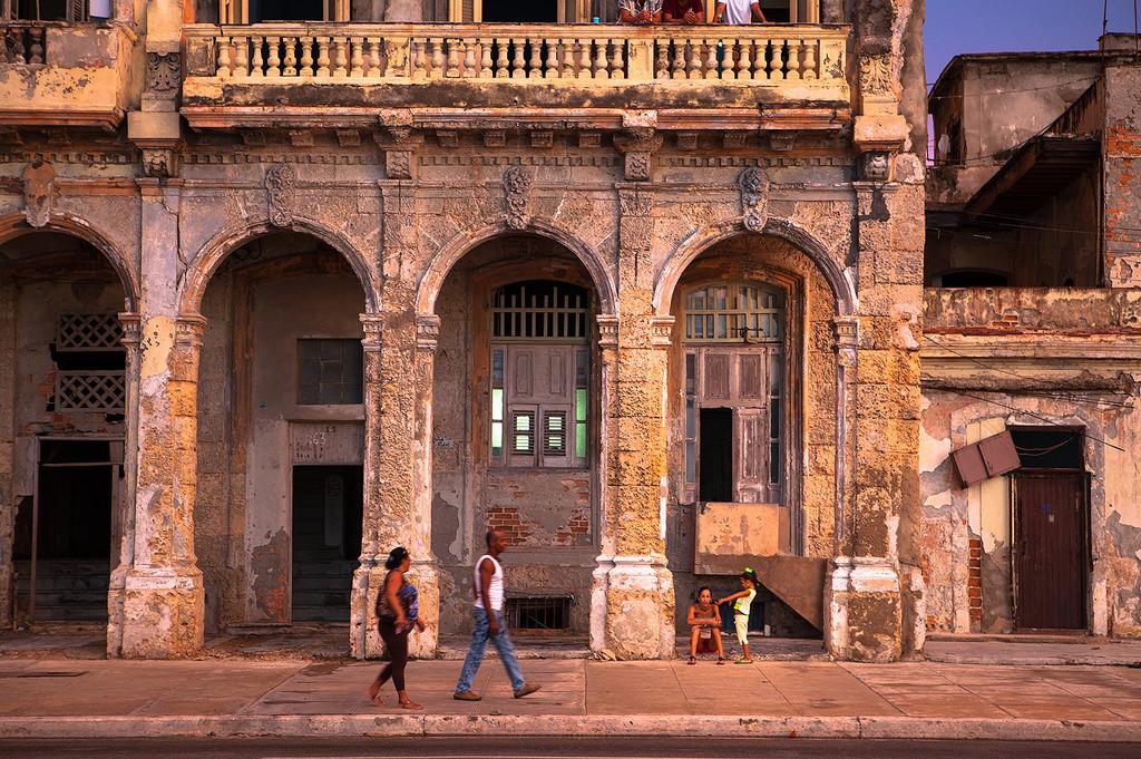 La Habana Vieja. Foto de Angelo Domini, tomada de Flickr con licencia Creative Commons.