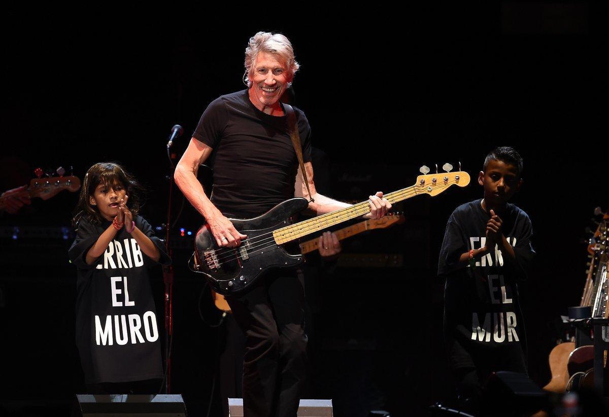 Desert Trip (Parte III): energía con The Who y denuncia con Roger Waters