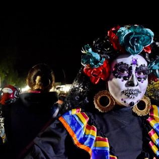 Cumbre de Catrinas en México