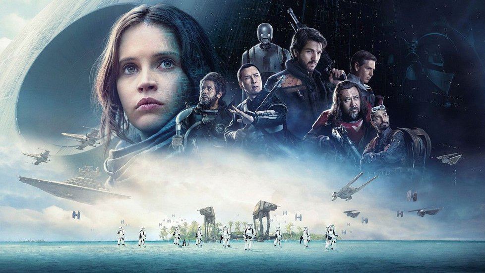 Cautivado por 'Rogue One: A Star Wars Story' (una reseña con spoilers)