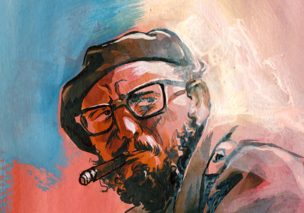 El legado de Fidel Castro en los cómics