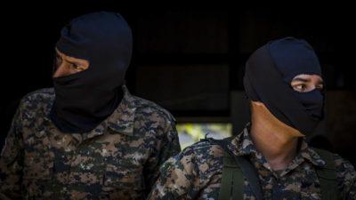 La Fuerza Armada desapareció a tres jóvenes en tiempos de paz