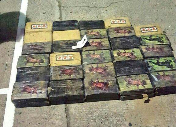 Cargamento colombiano vuelve a poner a cartel de Texis en el mapa del narcotráfico centroamericano