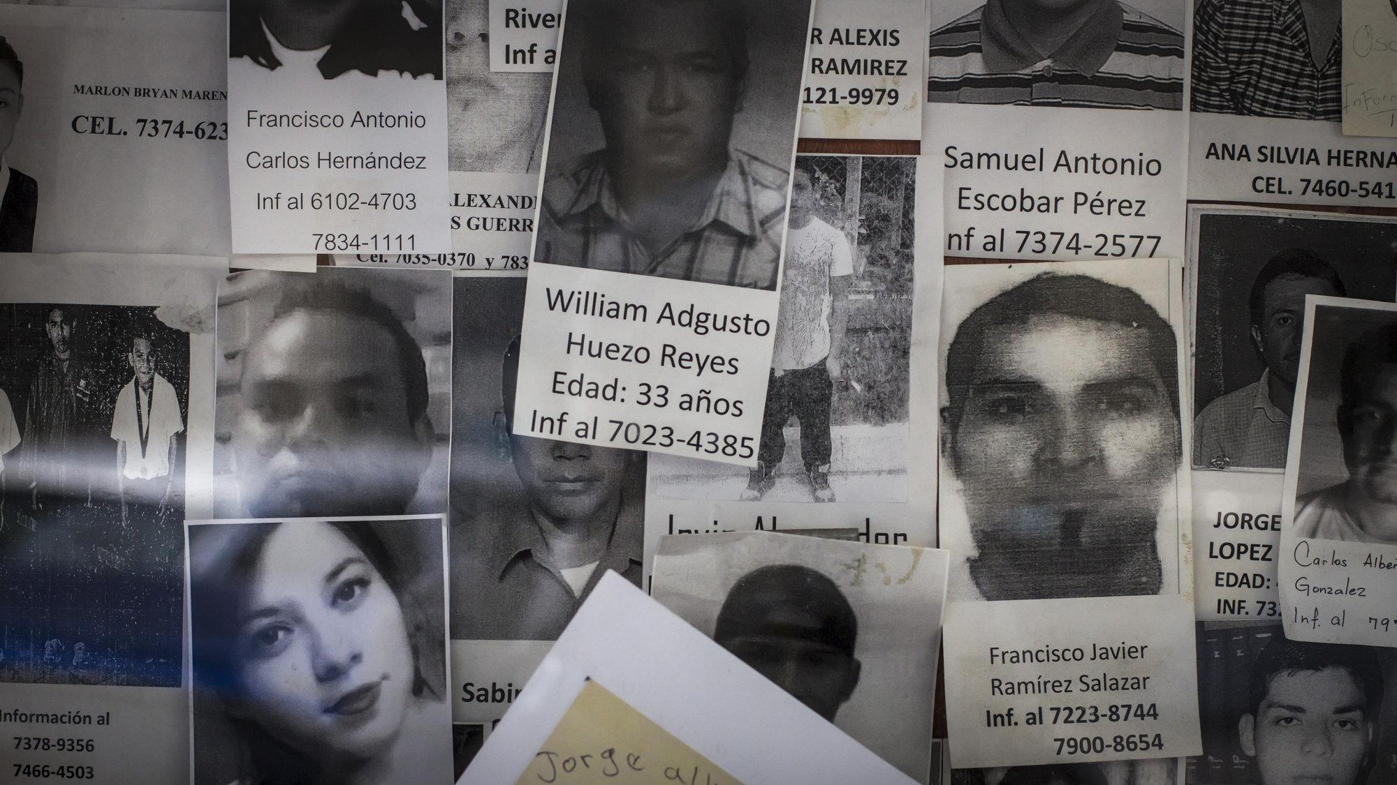 Los desaparecidos que no importan al Estado salvadoreño