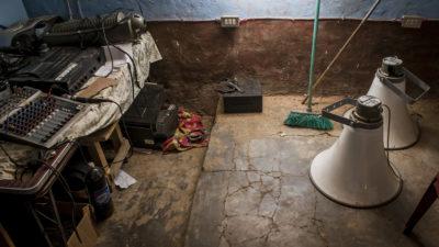 Las pandillas silenciaron las radios comunitarias de Tacuba
