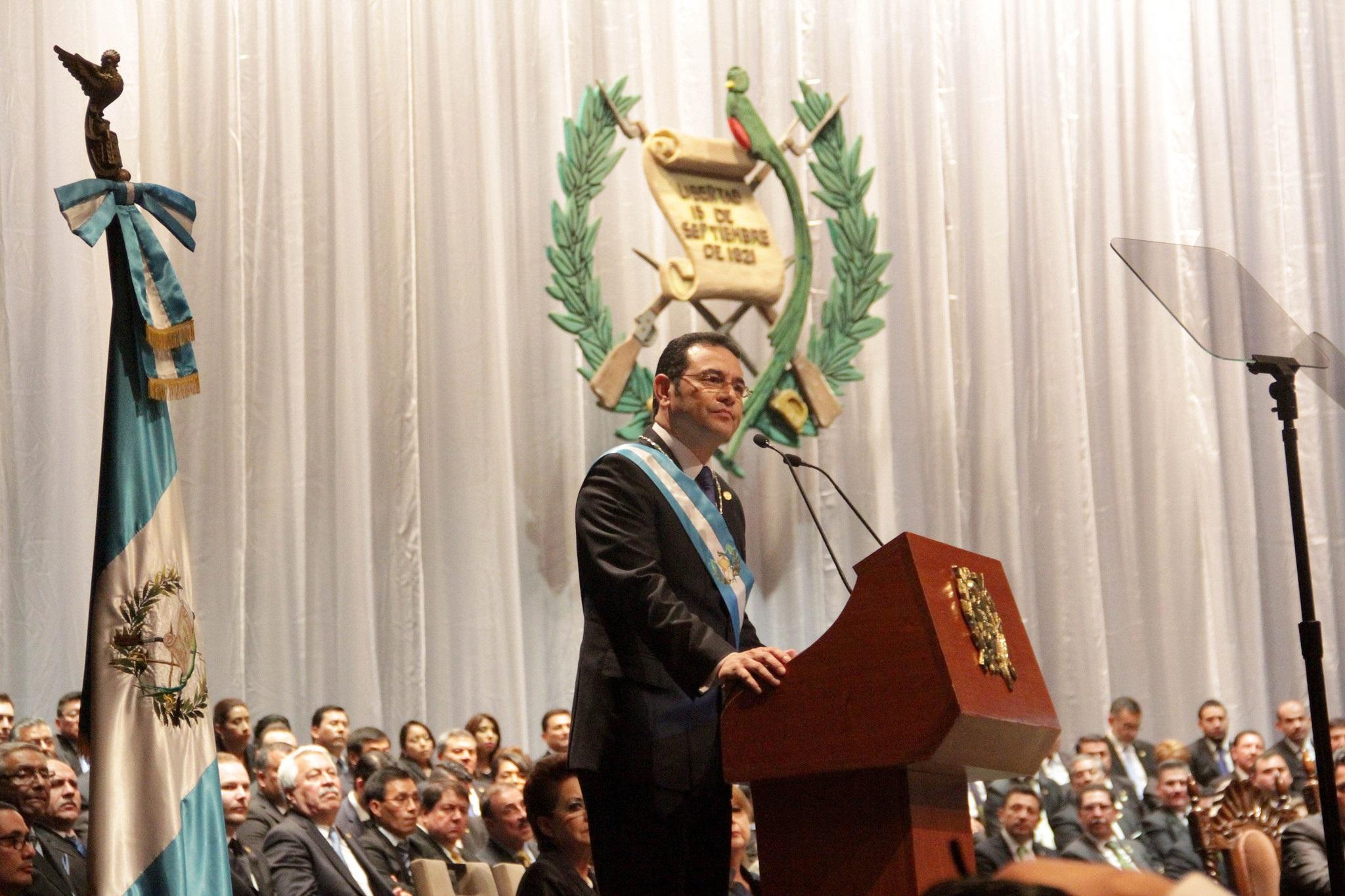 ¿Se va Jimmy o Iván? Siete claves para entender la nueva crisis de Guatemala