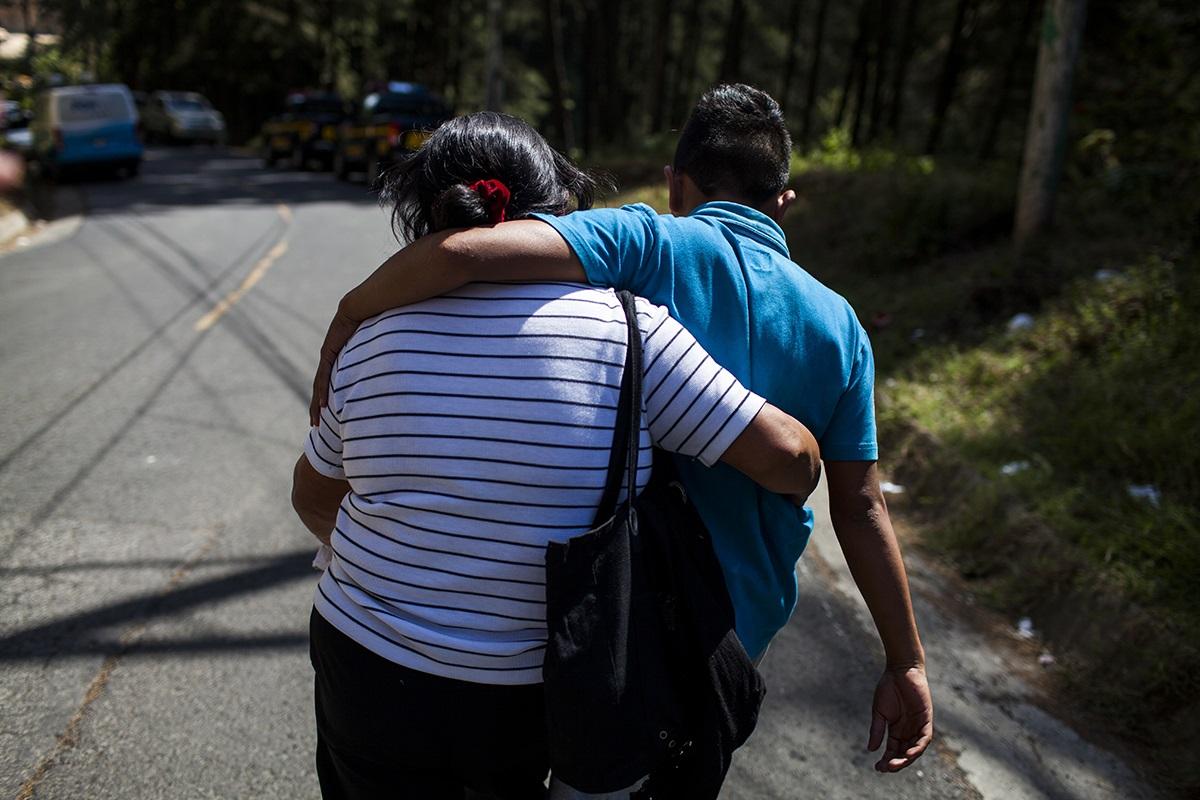 Guatemala: la casta de las niñas inflamables