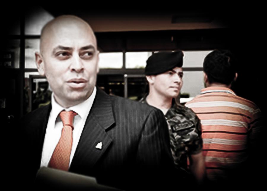 La insoportable soledad del fiscal general de Honduras