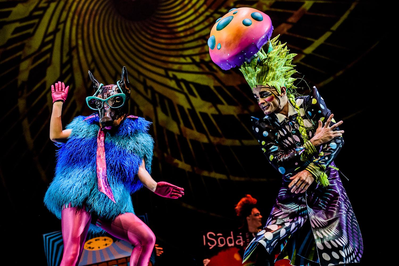 Foto de Nancy Martínez. Prensa Soda Stereo SEP7IMO DIA by Cirque du Soleil. Copyright (c) 2017  www.cirquedusoleil.com/sep7imo-dia/