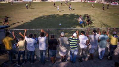 El Salvador Fútbol Miseria