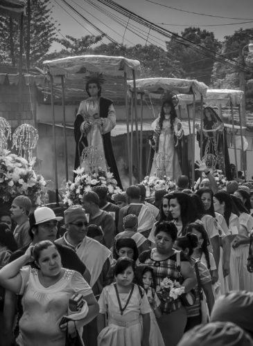 El Salvador Izalco Semana Mayor Tradiciones