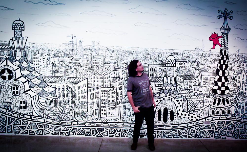 """Gabriel Granadino: """"Hay que dejarse de timideces a la hora de mostrar tu arte"""""""