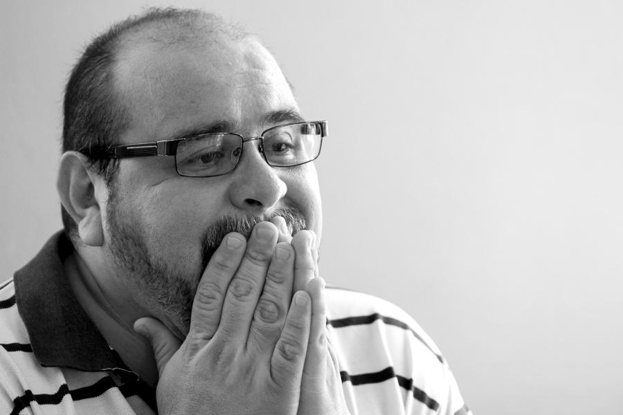 """Omar Renderos: """"La voluntad política es la que mueve todo. Y si no existe, lo demás no se puede dinamizar"""""""
