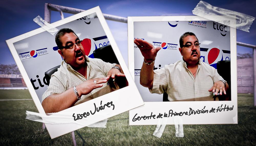 """Eliseo Juárez: """"El poder adquisitivo en los equipos es limitadísimo"""""""