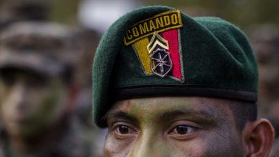 Más de 500 policías y militares acusados por homicidio