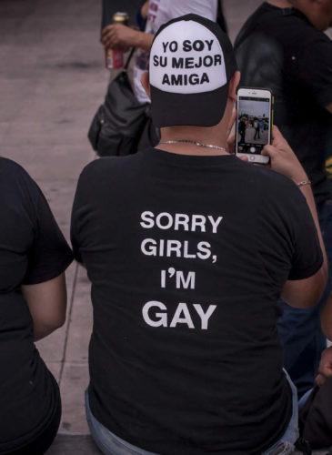 El Salvador Marcha Orgullo Gay 2017