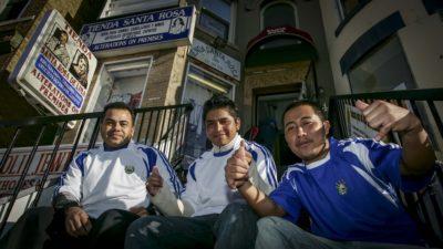Salvadoreños en Estados Unidos TPS
