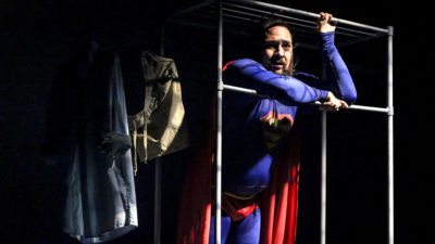 "Reseña de ""Supermán (todas son mis hijas)"""