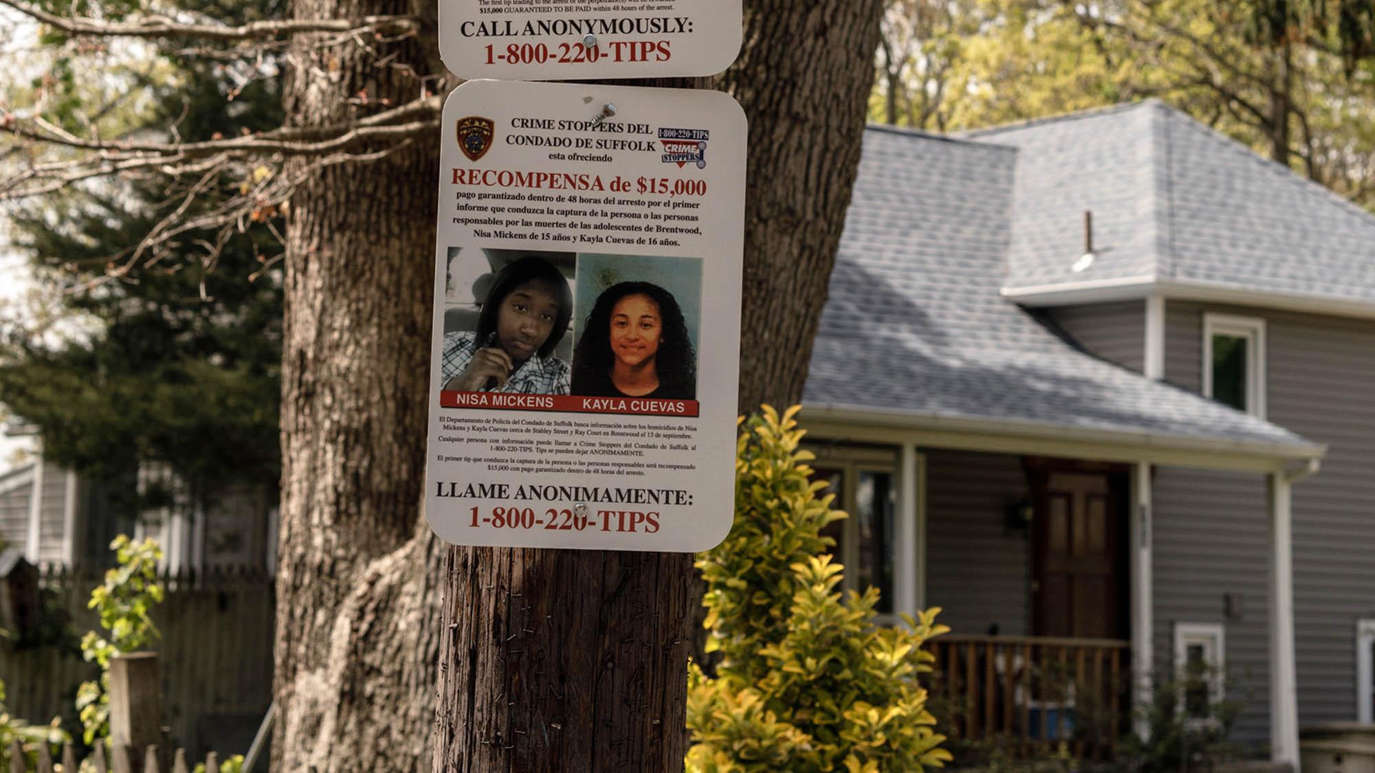 Muerte en los suburbios: los asesinatos de la MS-13 en Long Island