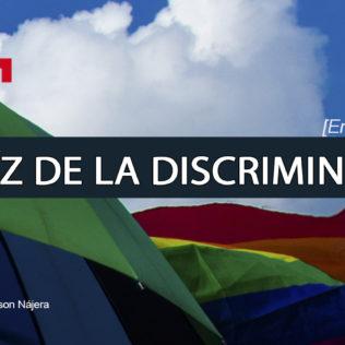 La raíz de la discriminación