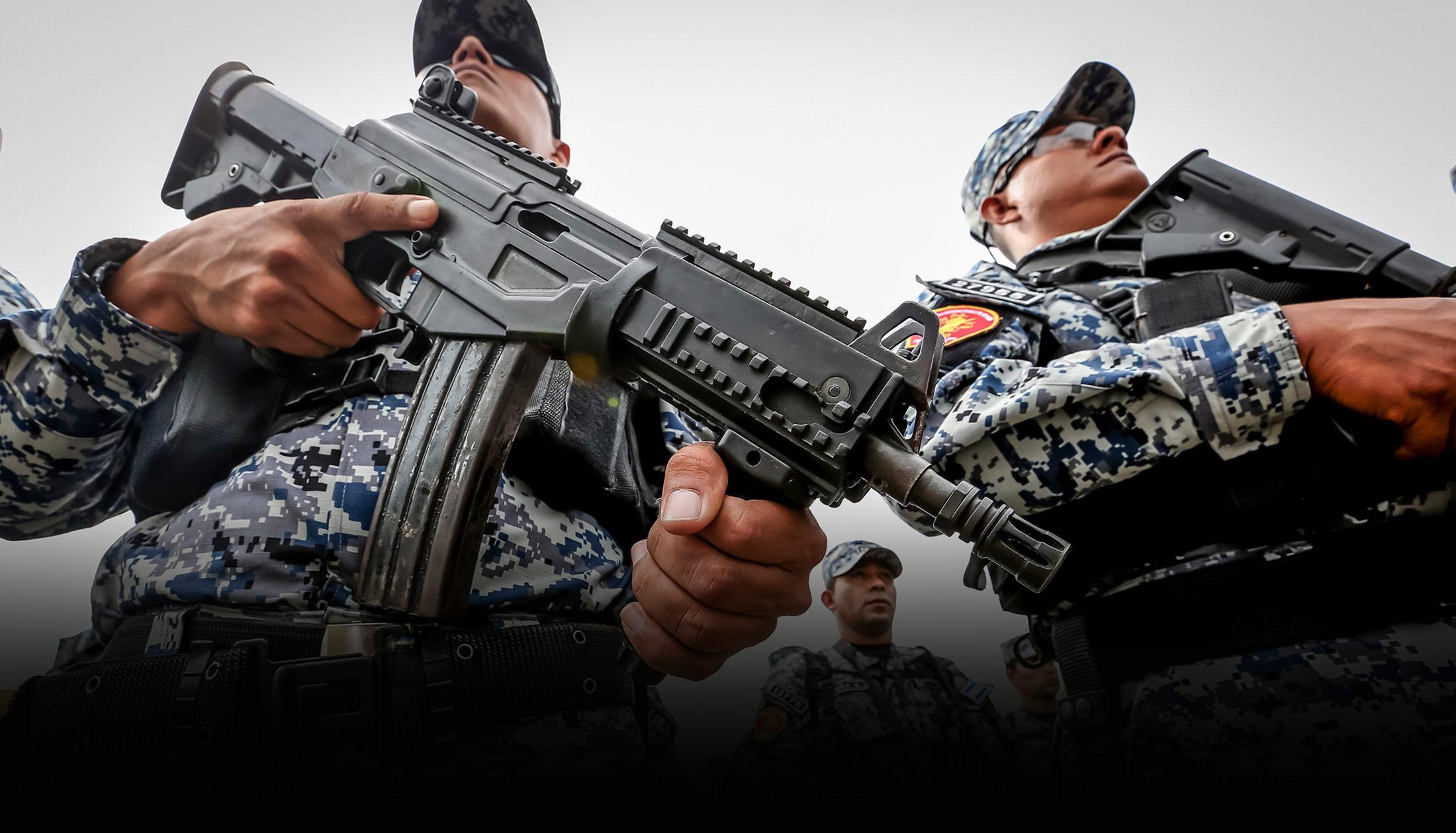En la intimidad del escuadrón de la muerte de la Policía