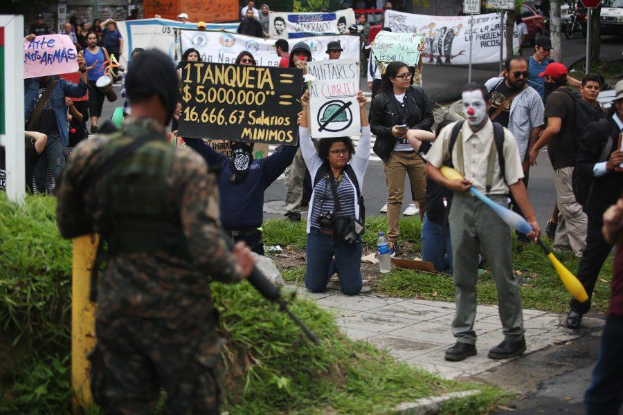 Solo 12 % de salvadoreños cree que la delincuencia se redujo en 2017