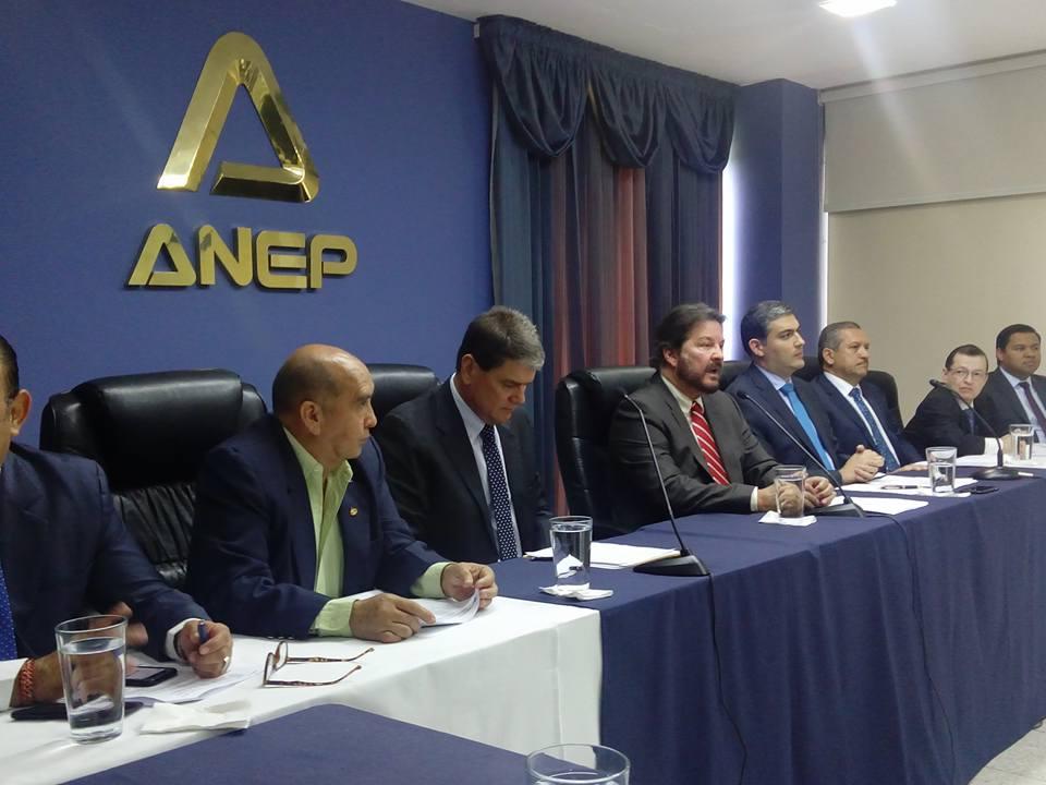 La ANEP se olvida de una CICIES tras destapes de corrupción que incluyen a empresarios