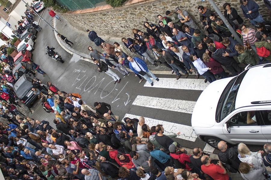 La represión en Cataluña y las carencias democráticas de España