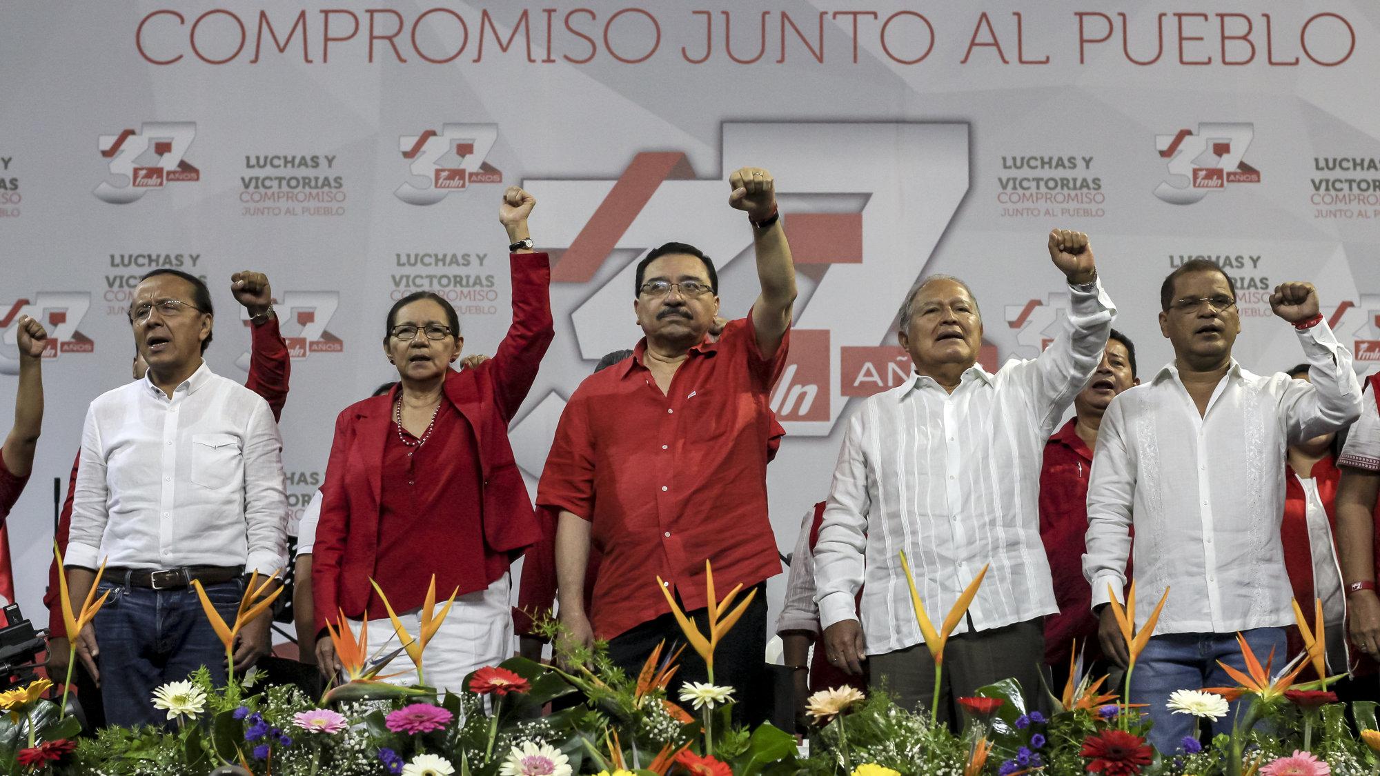 Por qué perdió el (ex) FMLN
