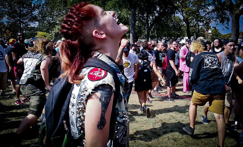 Crónica salvadoreña del Riot Fest 2017