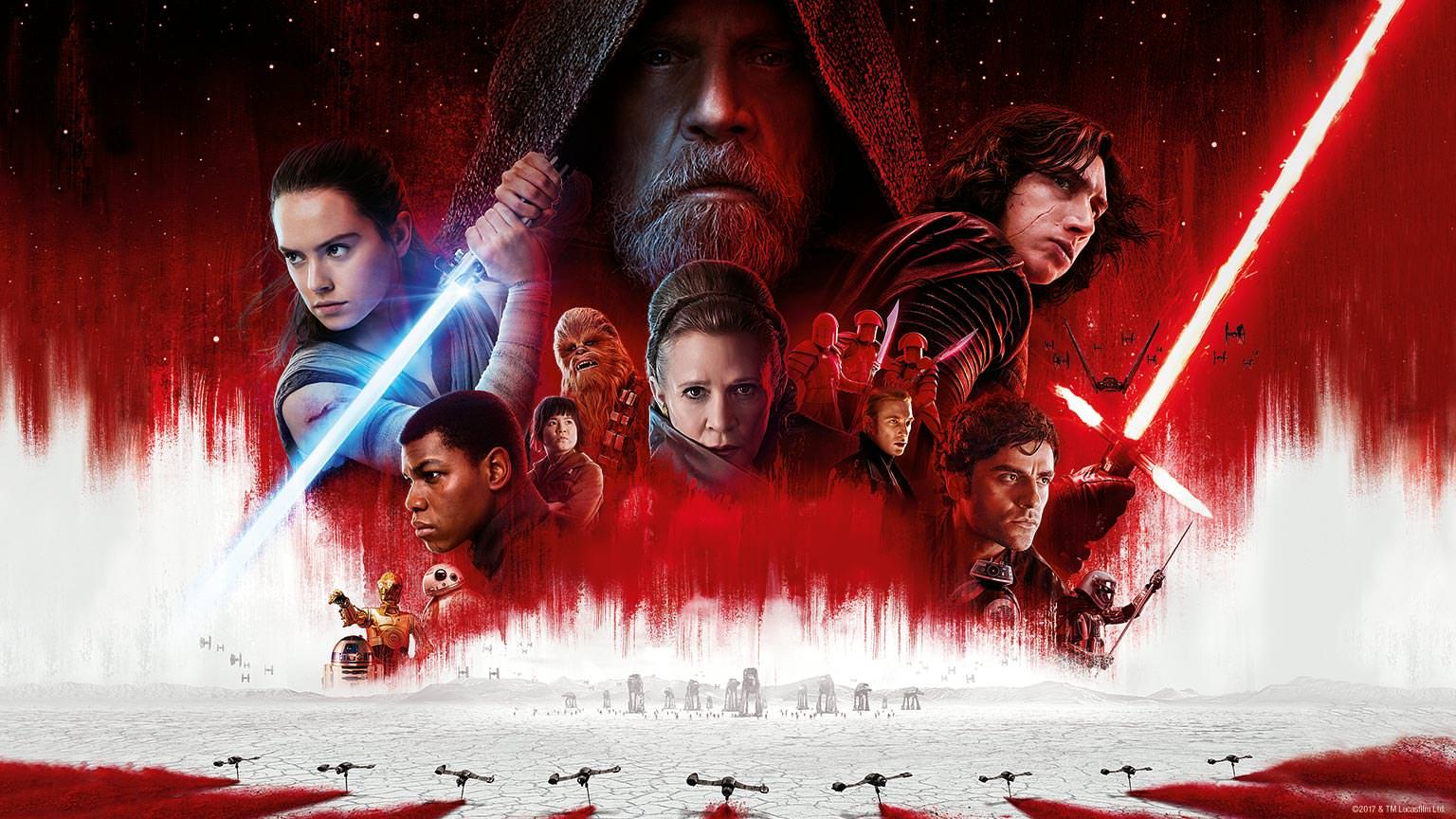 ¿Últimos Jedis o última película de Star Wars?
