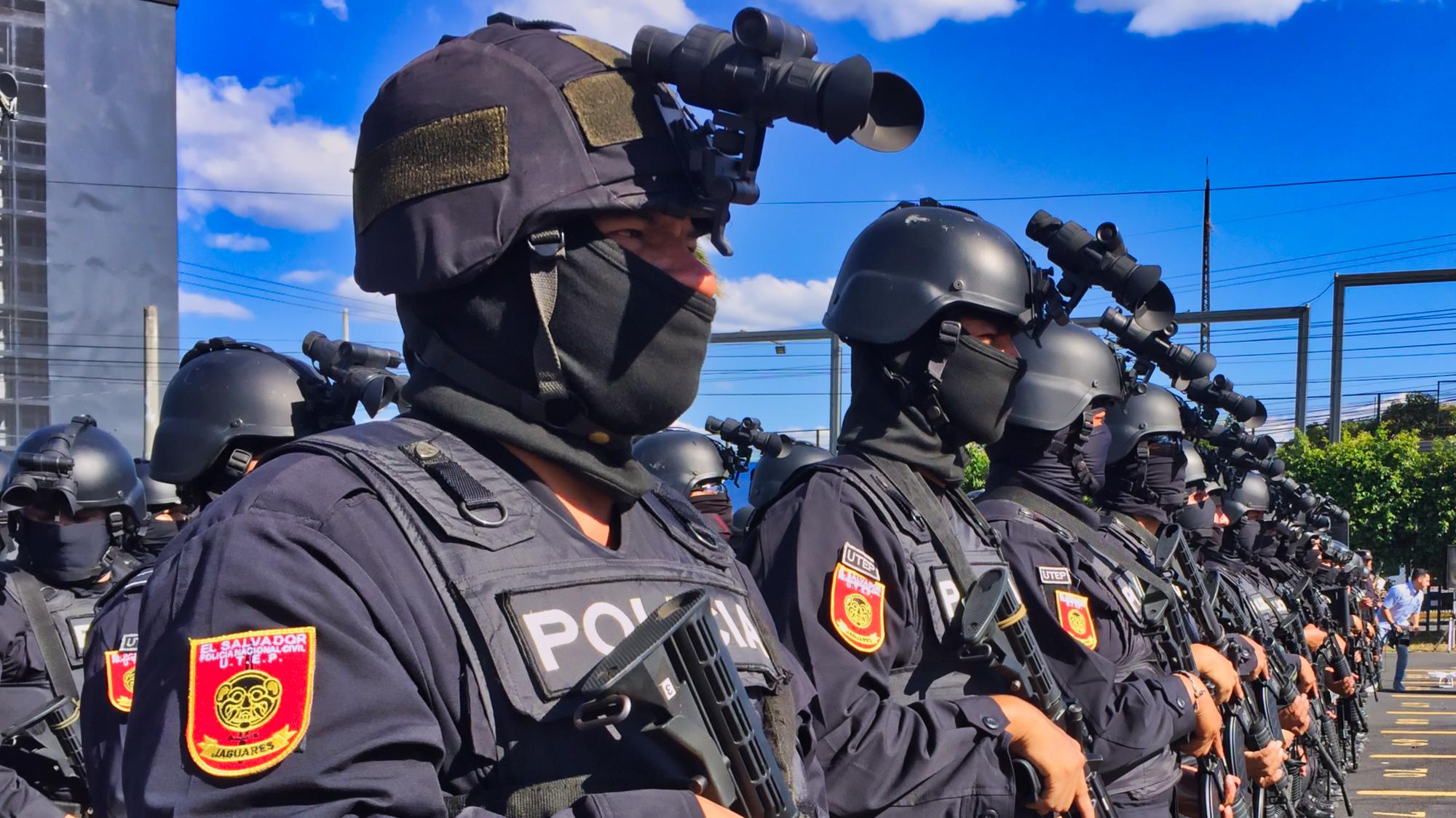 La policía maquilla sus unidades élite involucradas en delitos