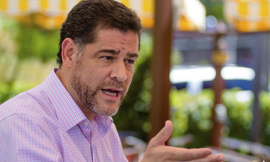 """""""Bloquear el resultado electoral es un error: la historia le va a pasar factura a Rodolfo Parker"""""""
