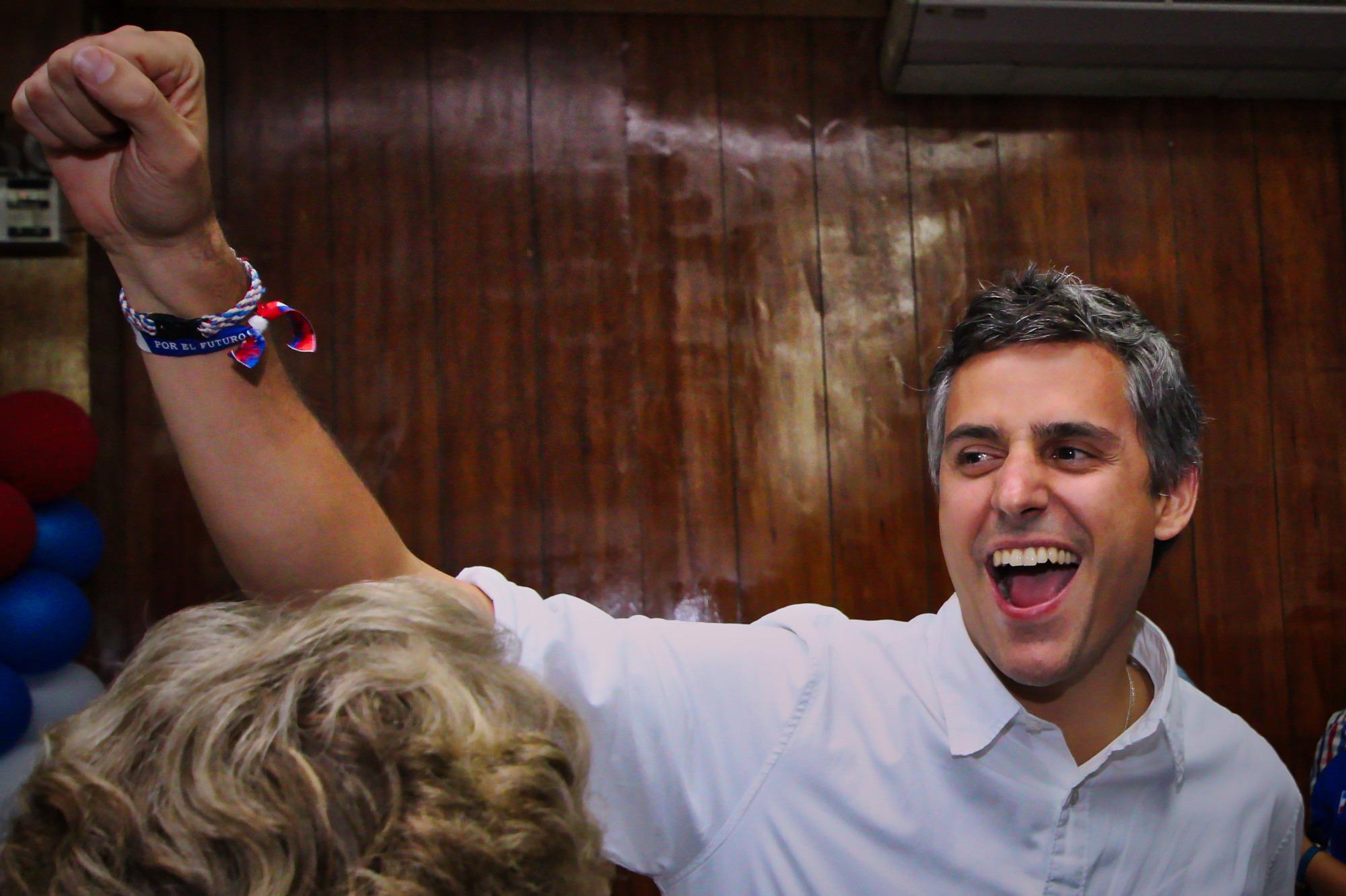 Calleja, el candidato de una Arena fraccionada