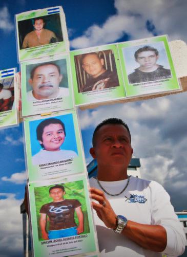 El Salvador Víacrucis del Migrante