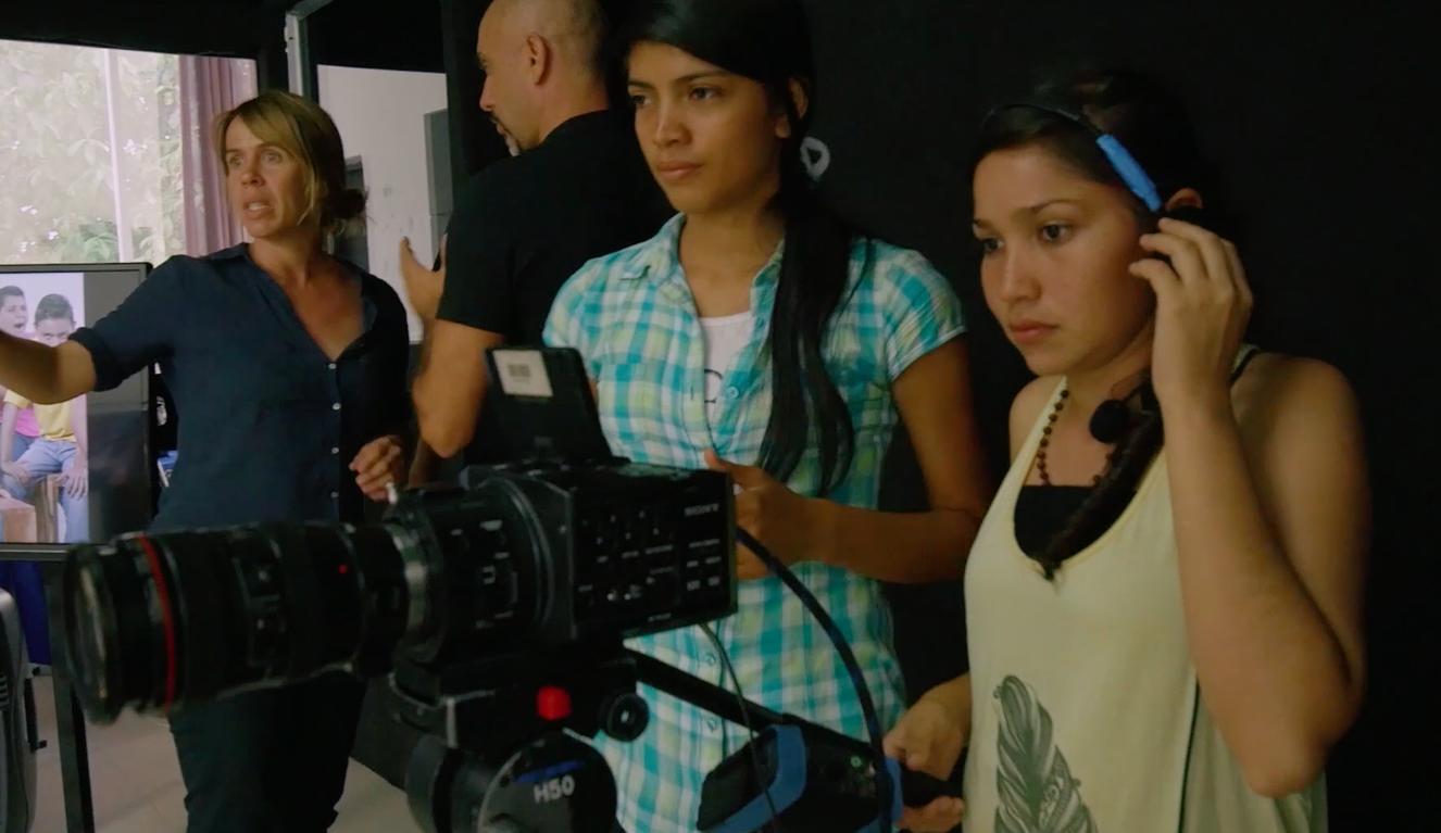 «En las comunidades marginales hay jóvenes con talento, no solo pandillas»