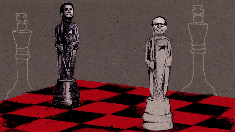 Óscar Ortiz planea convertir en su victoria la derrota del FMLN