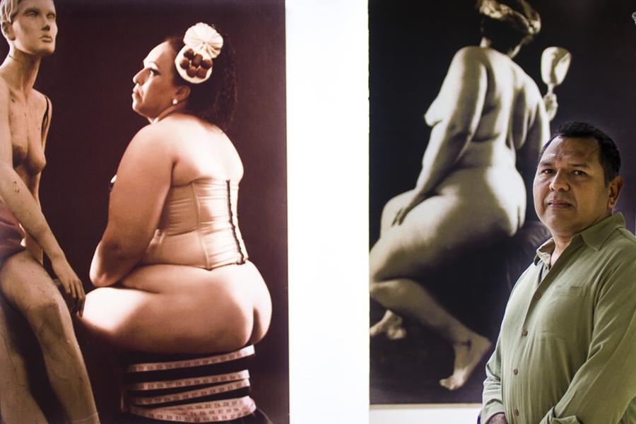 Teyo Orellana: «Nos enseñan que para ser bello hayque tener una determinada medida»