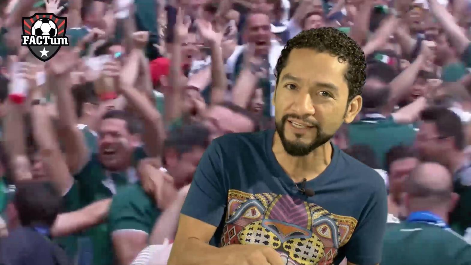 """Frankie Rivas: """"México es una excelente selección en primera ronda"""""""