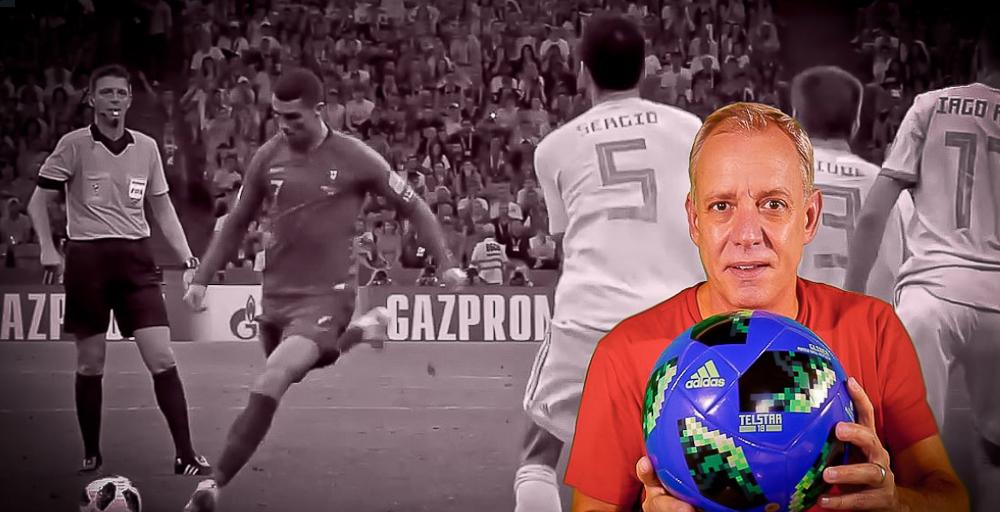 """Eugenio Calderón: """"España marcó su esencia en muchos tramos  del partido contra Portugal"""""""