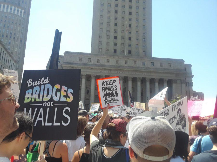 La resistencia civil desafía la «tolerancia cero» de Trump