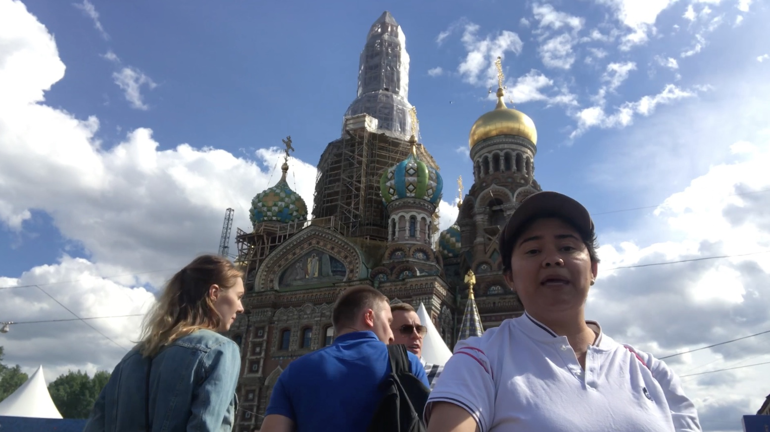 Bitácora rusa: Estación San Petersburgo