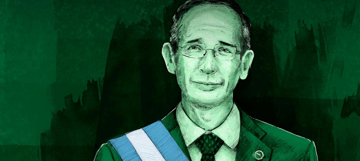 El dinero de los Zetas y la campaña de Colom en Guatemala