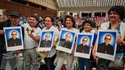Romero y la reivindicación de la iglesia más progresista