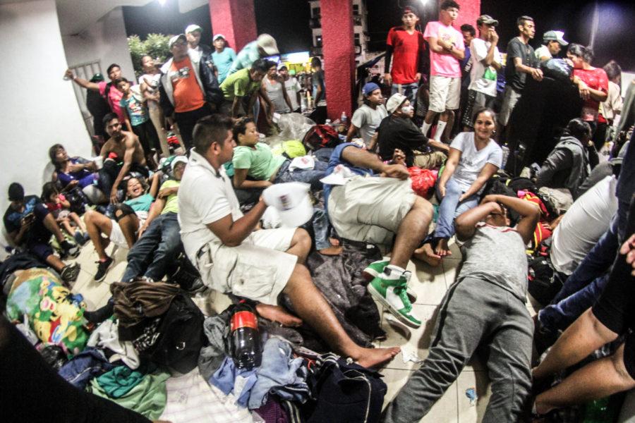 ¿Qué nos dice, realmente, la caravana hondureña?