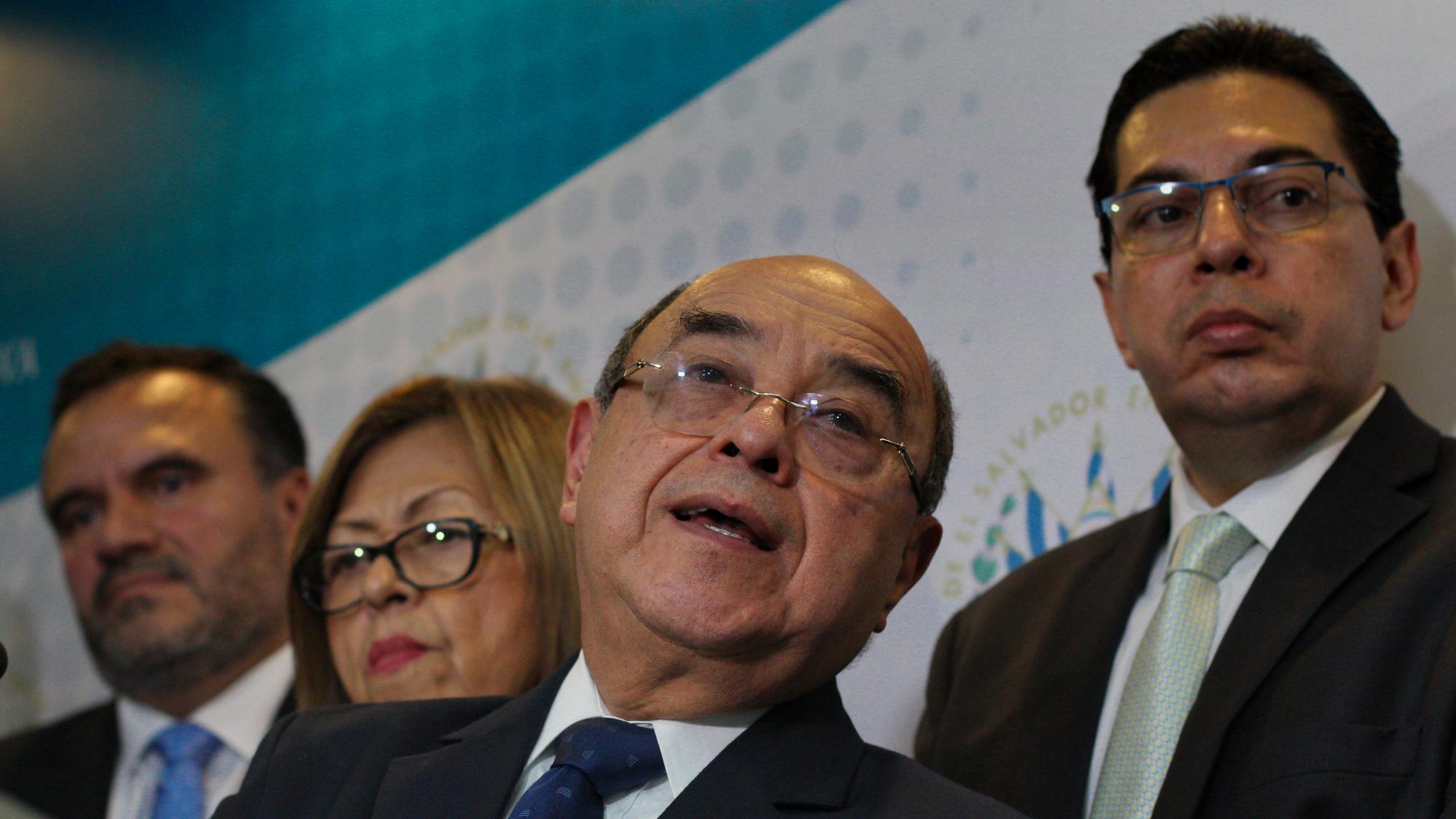 Una discordia en Arena facilitó la elección de magistrados de la CSJ