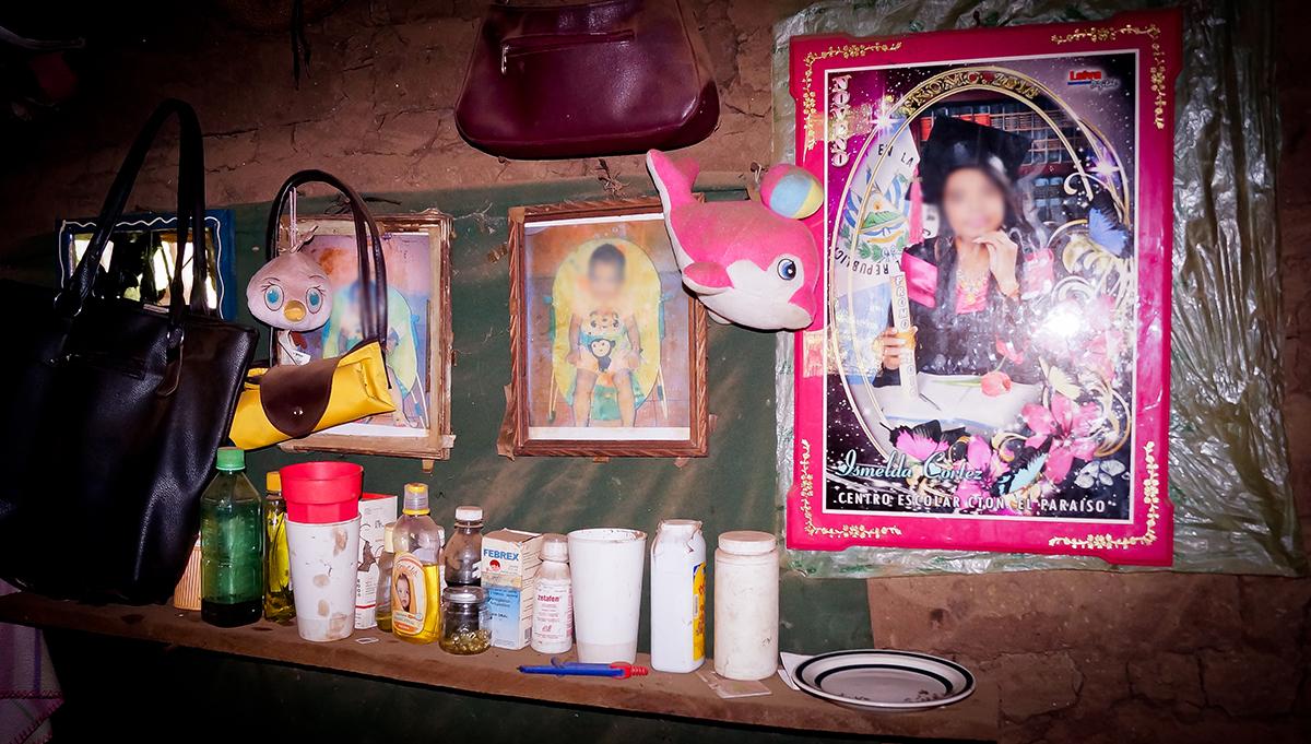 Imelda Cortez: un caso de versiones y aversiones