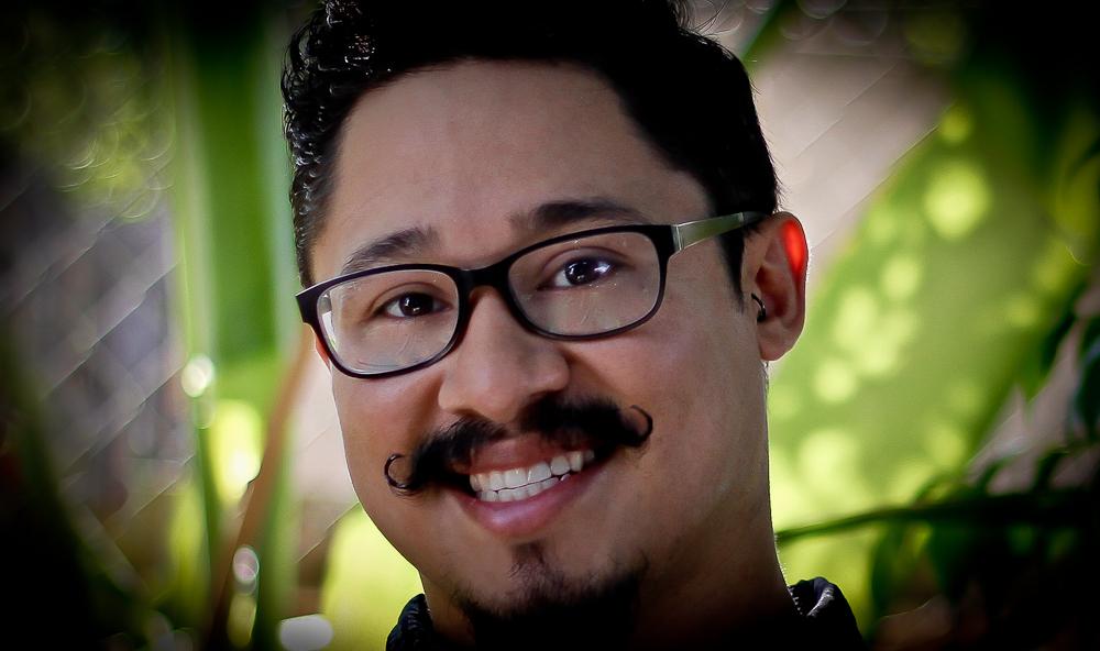 "El salvadoreño que trabajó en ""Aquaman"""