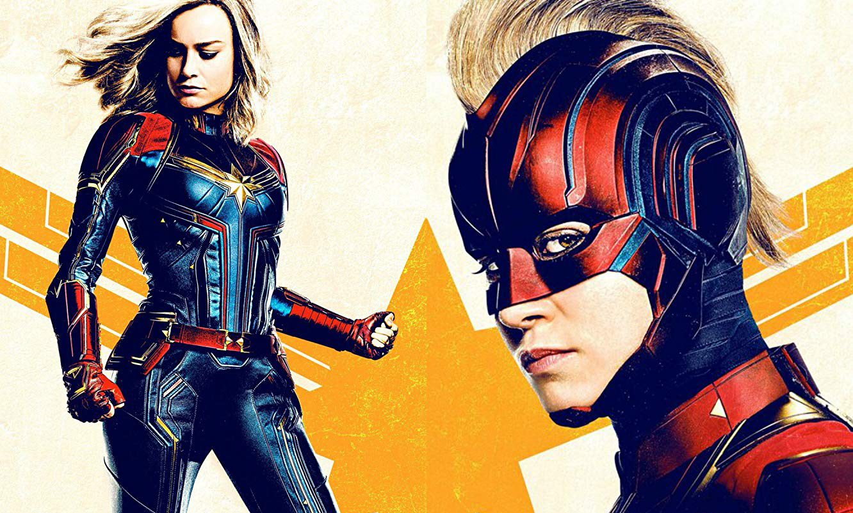 """La lucha de """"Capitana Marvel"""" será contra la misoginia y la masculinidad tóxica"""